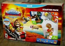 Skylanders Superchargers Starter Pack for Wii U - Brand New