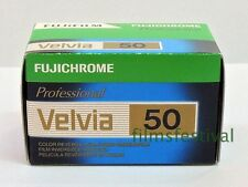 2 rolls FUJICHROME Velvia 50 35mm 36exp Color Slide Film 135-36 Fujifilm