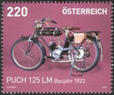 Austria 2016 Puch 125 LM/Motorcycles/Motor Bikes/Motoring/Transport 1v (at1102)