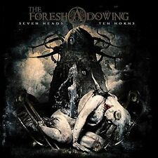 The Foreshadowing-Seven TESTA TEN CORNO Digi CD NUOVO!