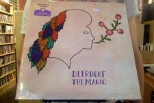 Deerhoof The Magic LP sealed clear purple colored vinyl + download