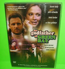 The Godfather of Green Bay DVD Screener Promo Lauren Holly Schwaba Goldwyn 2006