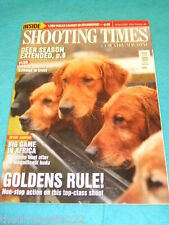 SHOOTING TIMES - BIG GAME IN AFRICA - APRIL 12 2007