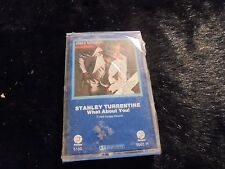 "~~~Sealed~~~Vintage~~~Stanley Turrentine ""What About You"""