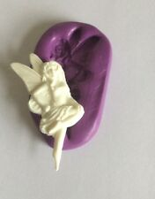 Fairy Silicone Mould.Occasions)cupcake topper.garden.myth Magical.birthday.mold.