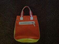 Tote bag, Nautica, New, Large  Canvas Tangerine not Shoulder Bag