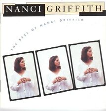 Nanci Griffith Best Of CD NEW SEALED Country