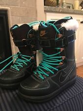 Nike Zoom Force 1 women's snowboard boots size 8.5