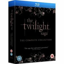 Blu ray The Twilight Saga The Complete  Collection New & Sealed