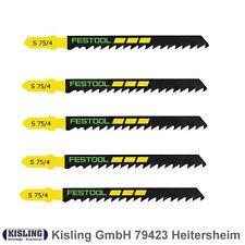 25 Festool Scie Sauteuse S 75/4 486962 K810808