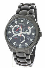 DISPLAY MODEL CITIZEN ECO DRIVE MEN'S PERPETUAL CALENDAR WATCH BL8097-52E