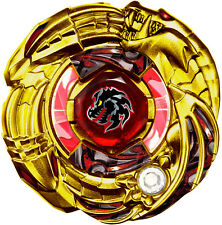 Limited GOLD Dark Knight Dragooon / Ronin Dragoon Zero-G Shogun Steel Beyblade