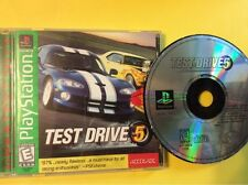 PS1 Test Drive 5 (PlayStation, 1998) PS1 Complete.  FREE Shipping