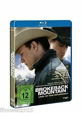 Brokeback Mountain [Blu-ray](NEU & OVP) Heath Ledger, Jake Gyllenhaal von Ang Le