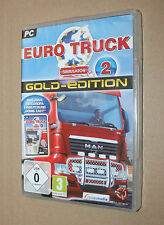 Euro TRUCK SIMULATOR 2 Gold-Edition