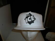Baseball Cap LITE ICE BEER Trucker Hat Unique RETRO Rare Old School Vintage