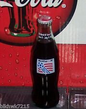 1994 WORLD OF COCA COLA WORLD CUP SOCCER USA 1994 8 OZ GLASS COCA - COLA  BOTTLE