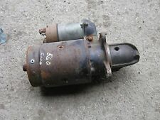 Farmall 560 Tractor IH IHC 12V GOOD Working starter assembly