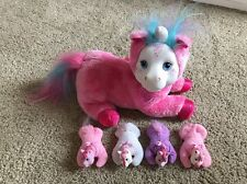 PONY SURPRISE STARBURST UNICORN PLUSH WITH BABIES