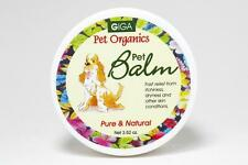 GIGA NATURALS Pet Organics ~PET BALM~ (125g) Relief from Itchiness & Dryness