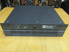 Electro-Voice EV Eliminator i Power Amp Amplifier Quality 600WPC Made In Germany