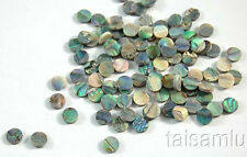 Green Abalone Inlay Material for guitar,ukulele,banjo 100 pieces Dots 2mm VG-2