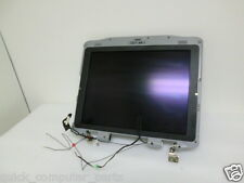 "General Dynamix Itronix   270 12.1"" LCD - Complete Top Hinges Wires"