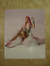 Nicki Minaj Pink Color 8x10 Photo Music Promo #2