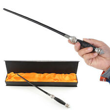 HOT Harry Potter COS Narcissa Malfoy's Draco's Mother Magical Magic Wand IN Box