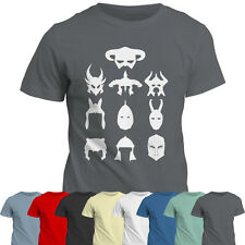 CASCO COLLECTION Gamer T-Shirt | REGALO Tee Top T Shirt | Dovahkiin | PS4 XBOX PC