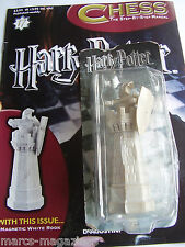 WOW DeAGOSTINI HARRY POTTER CHESS PART # 17 MAGNETIC WHITE ROOK