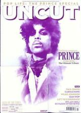PRINCE - THE ULTIMATE Tribute UK UNCUT magazine July 2016 Lou Reed +FREE CD