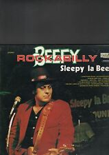 SLEEPY LA BEEF - beefy rockabilly LP