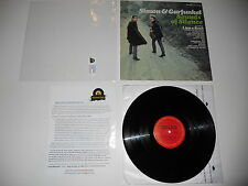 Simon & Garfunkel Sounds of Silence 1971 Analog Reissue EXC ULTRASONIC CLEAN