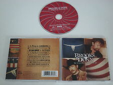 BROOKS & DUNN/STEERS & STRIPES(ARISTA NASHVILLE 07863-67003-2) CD ALBUM