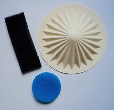 VAX 2000 / 4000 / 5000 / 6000 Series Vacuum Cleaner Filter Pack