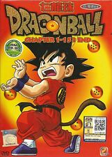 Japan Anime DVD Dragon Ball Vol.1 - 153 End Complete Animation New Box Set