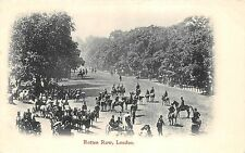 BR59052 rotten row horse riding chariot london   uk