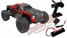 RedCat Racing Blackout XTE RTR Brushed 4X4 Red Truck W/Battery & Charger