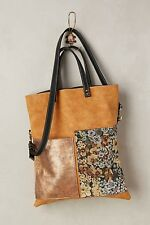 NWT ANTHROPOLOGIE ARPEGGIO POCKET TOTE BY KASSIOPEA FABULOUS BAG MADE IN ITALY