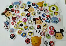 KAWAII TSUM TSUM STICKERS DISNEY AVENGER MICKEY MINNIE MOUSE ITTY BITTY POOH