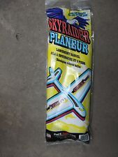 Paul K Guillow Sky Raider Hand Launched Foam Glider Plane Airplane Model #2645