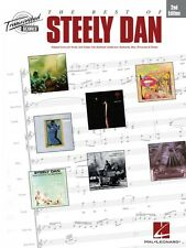 The Best of Steely Dan 2nd Edition Sheet Music Transcribed Score Book  000675200