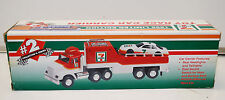 1997 Coca-Cola Chevrolet Stake Truck With Vending Machines & Dolly Cart F296 NIB
