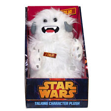 "STAR WARS TALKING WAMPA 9"" PLUSH BRAND NEW GREAT GIFT SOFT TOY"