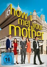 HOW I MET YOUR MOTHER, Season 6 (3 DVDs) NEU+OVP