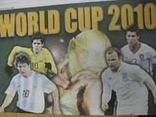 "10/06/2010 Wolverhampton Express and Star Newspaper: Headline Reads ""World Cup 2"