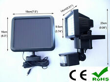 100 LED Solar Power Motion Sensor Security Flood light With PIR Wall Lamp New