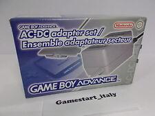 AC-DC ADAPTER GAME BOY ADVANCE ORIGINAL NINTENDO NEW BOXED RETRO VERY RARE