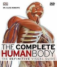 The Complete Human Body Book & DVD-ROM